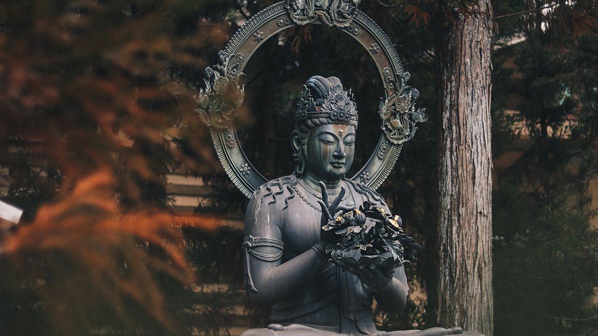 El Yo como ilusión en el Budismo.