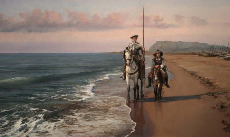 El Quijote y Cervantes