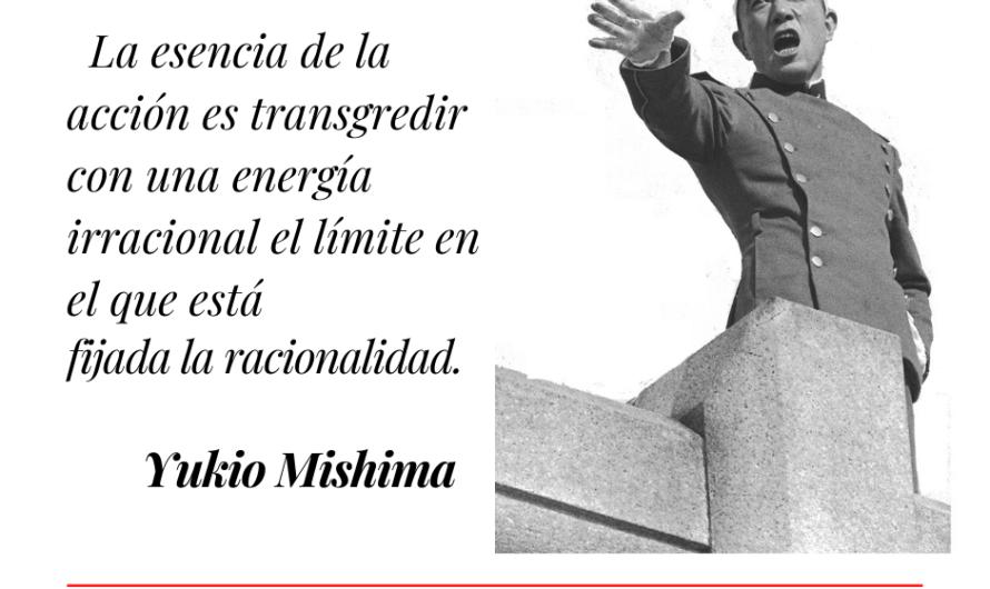 La persistencia de Yukio Mishima