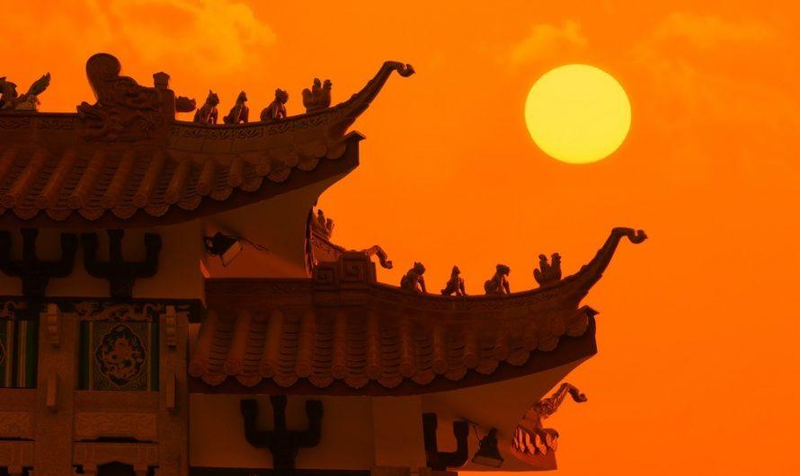 La Chine est en constante évolution mais reste toujours une