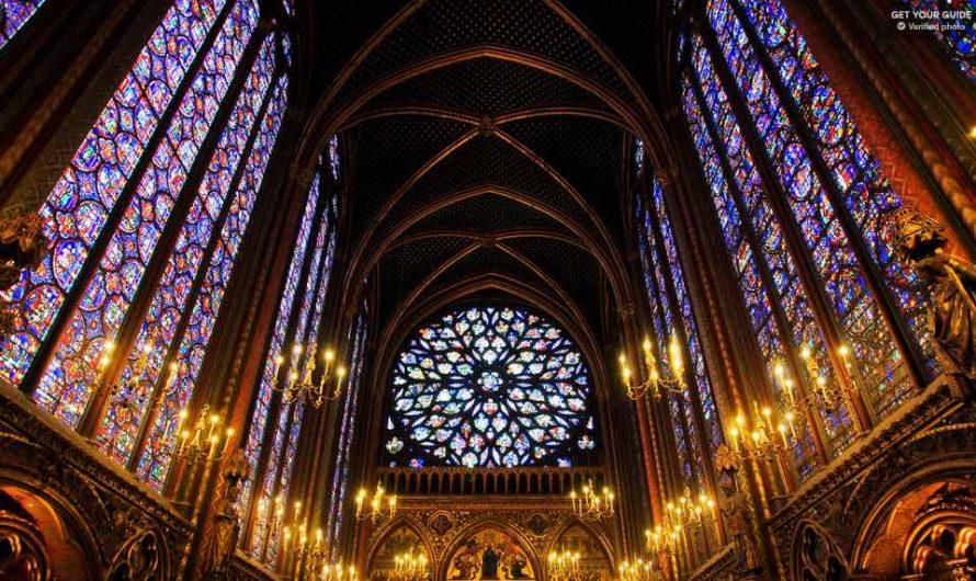 Las catedrales góticas como templos, bosques y cavernas